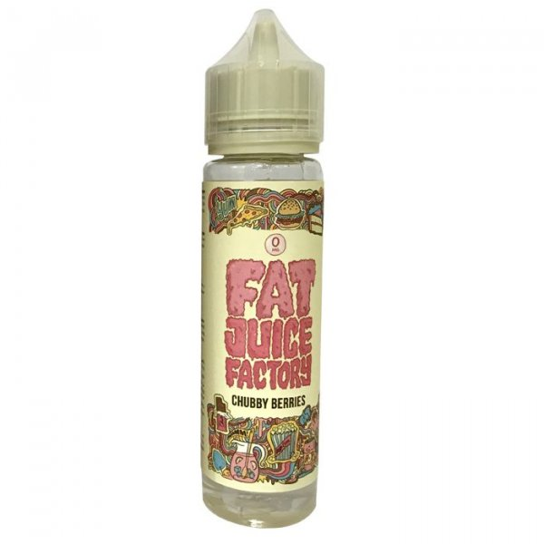 PULP Fat Juice Factory - Chubby Berries