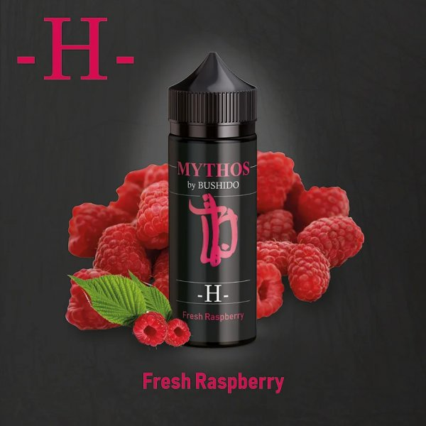 Mythos by Bushido - H - Fresh Raspberry