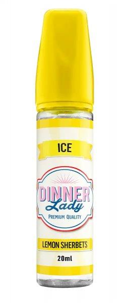Dinner Lady Ice - Lemon Sherbets