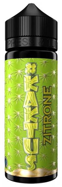 Kaktus Zitrone Longfill Aroma