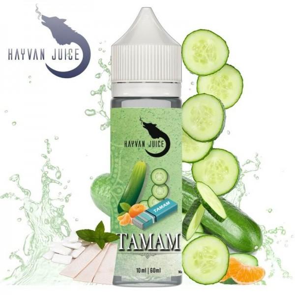 Hayvan Juice - Tamam