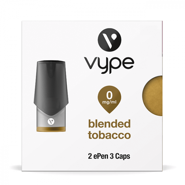 Vype - ePen 3 Blended Tobacco 0mg