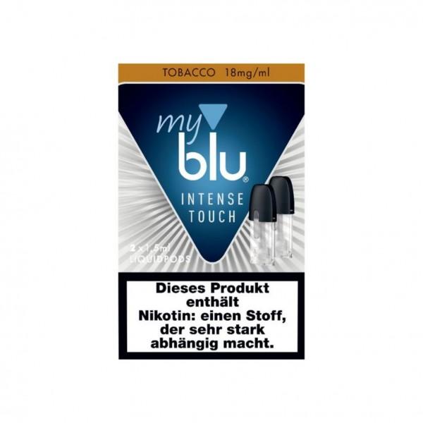 myblu - Intense Touch Tobacco 18mg Nic Salt