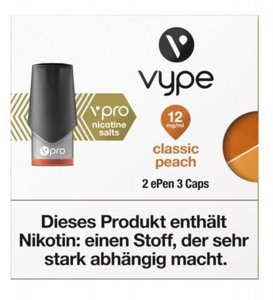Vype - ePen 3 Classic Peach