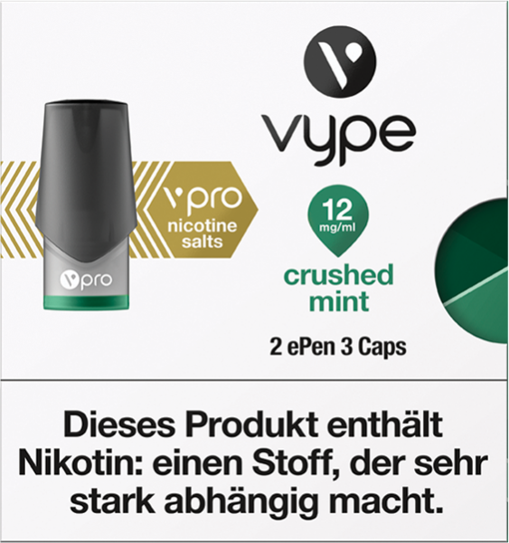 Vype - ePen 3 Crushed Mint