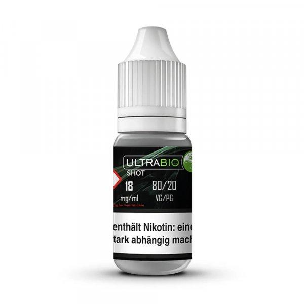 Nikotinshot Full VG 18mg - Ultrabio