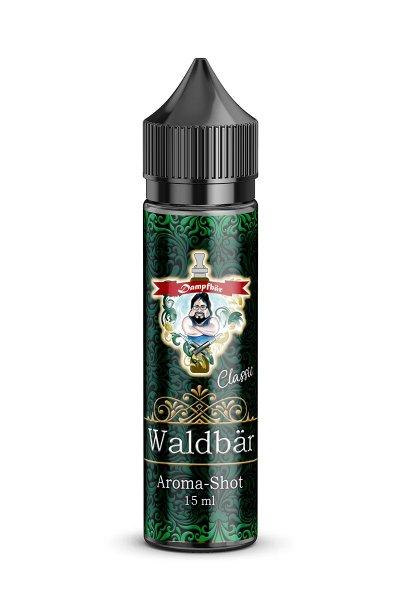 Dampfbär - Waldbär Longfill Aroma