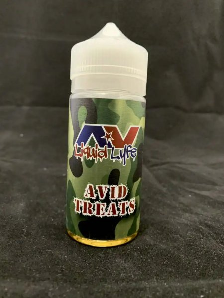 Avid Liquid Lyfe - Avid Treats 80ml - MHD WARE